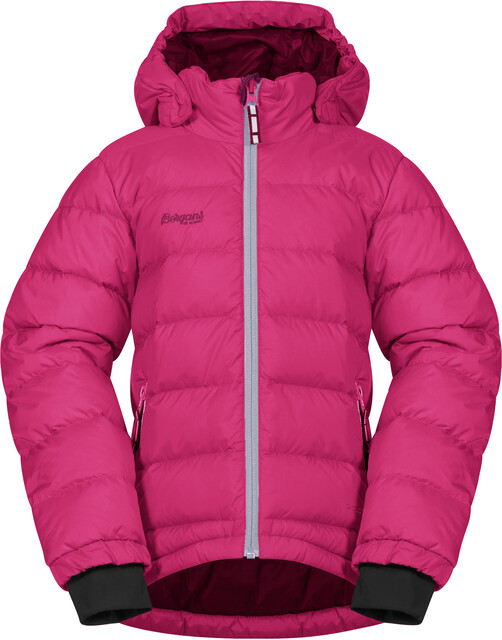 Down Jacket G, dunjakke junior